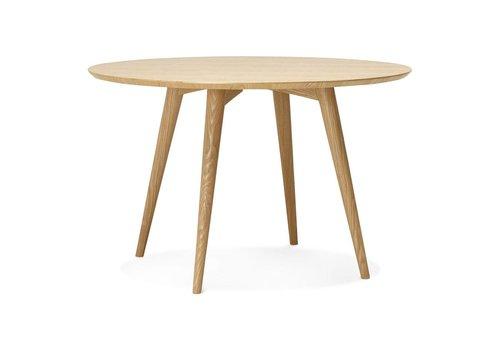 Kokoon design Eettafel rond JANET 120 cm