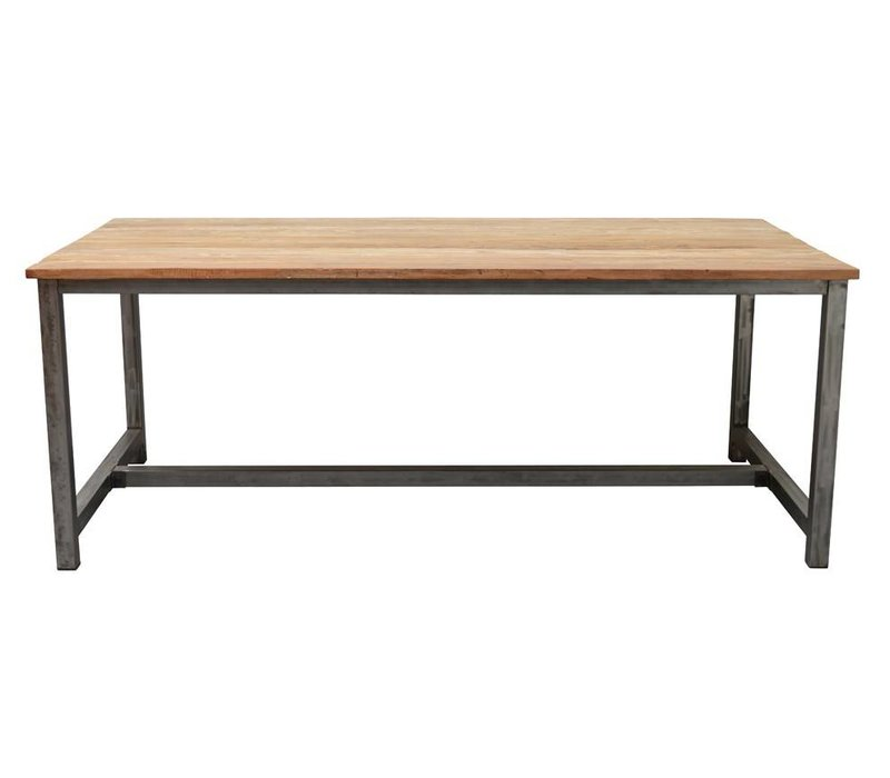 Eettafel Boston teak