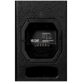 Tannoy L/SPEAKER VX 12HP BLACK