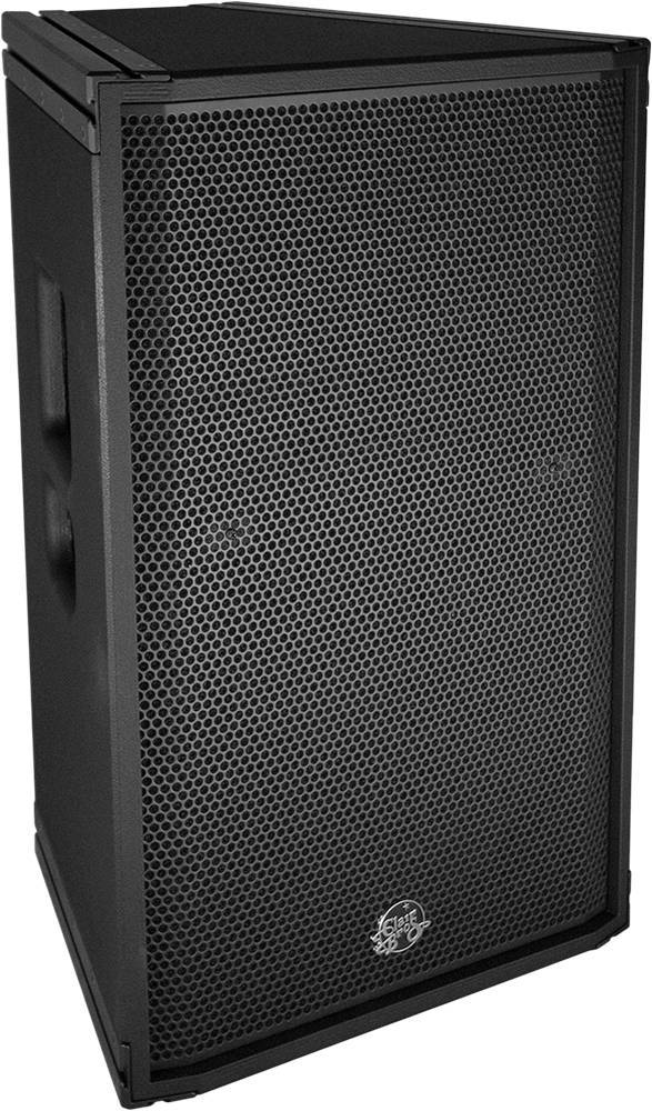 """Clair Brothers Active / Passive (Switchable) 2-Way Full Range, 15""""LF, 2""""HF"""