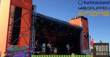 Liberation day festival by Cyberdance Sound & Light