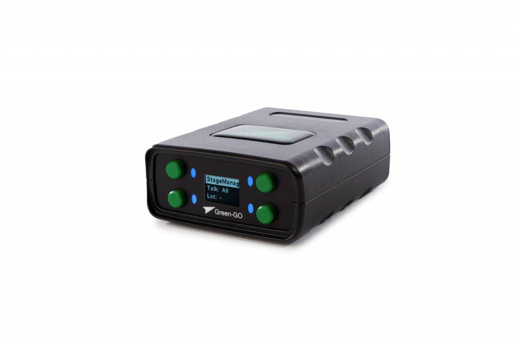 GreenGO Slim Interface for 2-wire/partyline systems