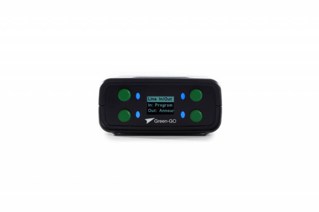 GreenGO Slim Interface for 4-wire systems