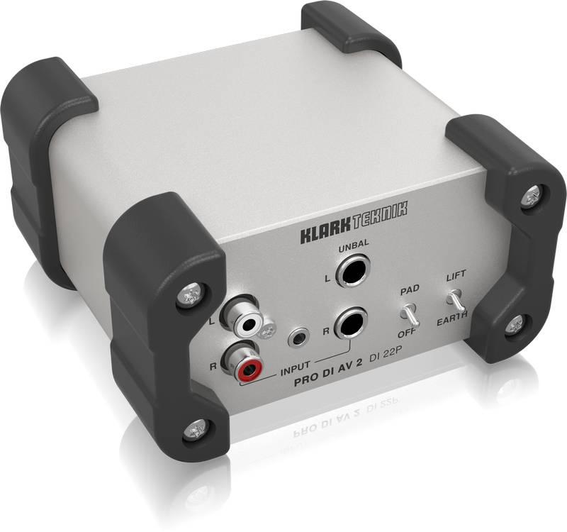 Klark Teknik 000-CN600-00010