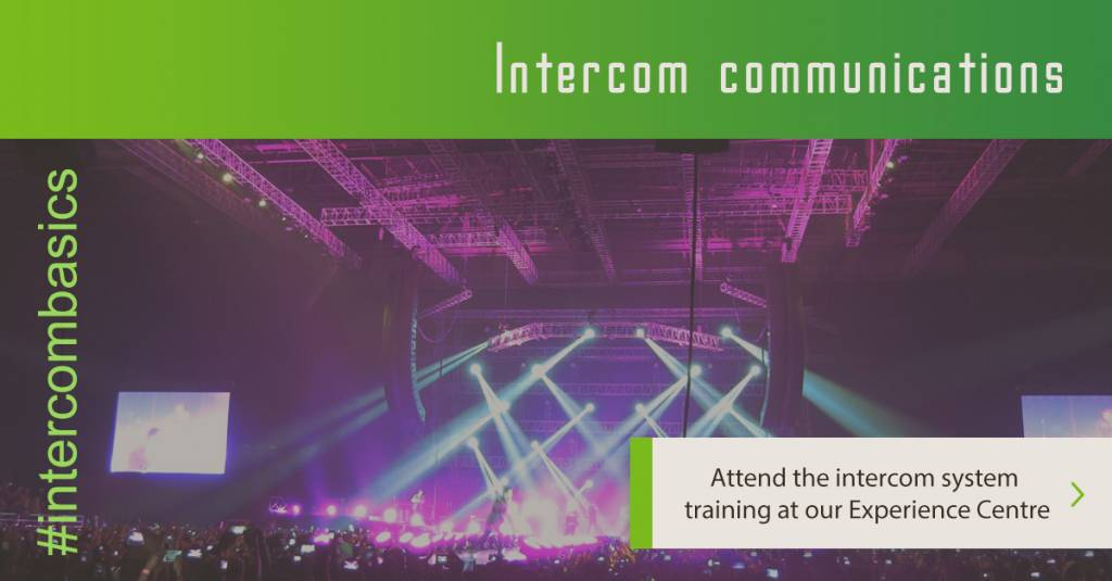 Training: intercomsystemen