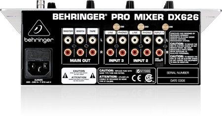Behringer DX626-EU