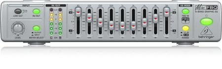 Behringer crea FBQ800-EU