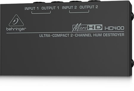 Behringer crea HD400