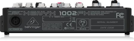 Behringer crea 1002FX-EU