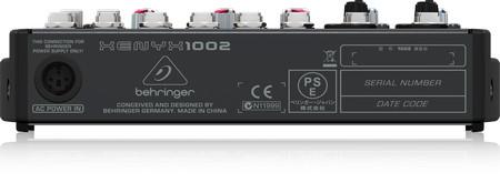 Behringer crea 1002-EU