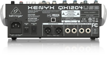 Behringer QX1204USB-EU