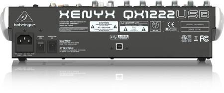Behringer crea QX1222USB-EU