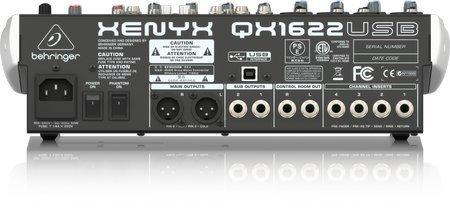 Behringer crea QX1622USB-EU