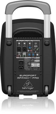 Behringer crea MPA40BT-PRO-EU