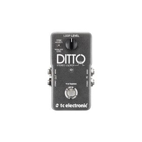 TC-Electronic crea DITTO STEREO LOOPER