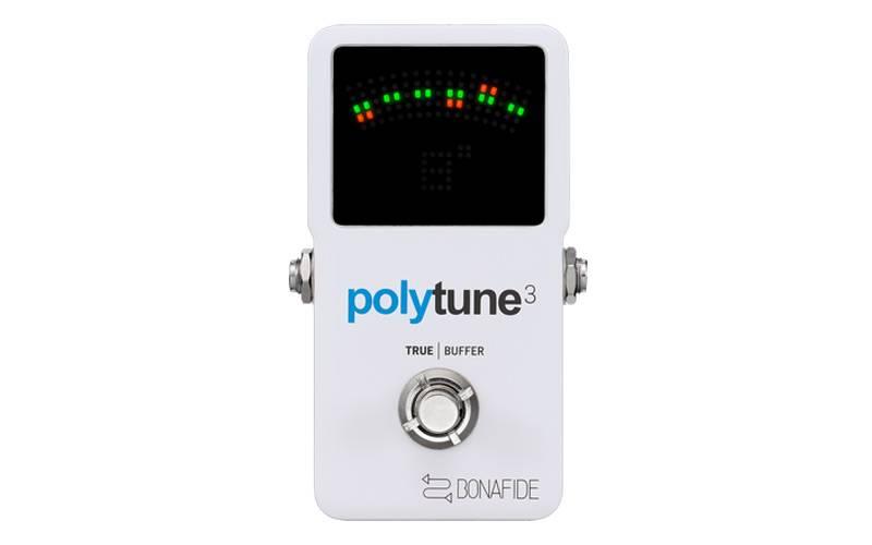 TC-Electronic crea POLYTUNE 3