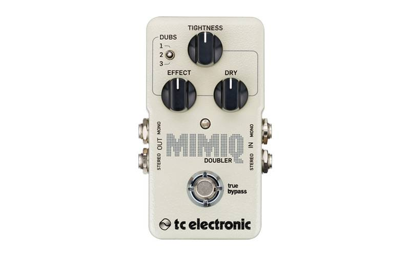 TC-Electronic crea MIMIQ DOUBLER