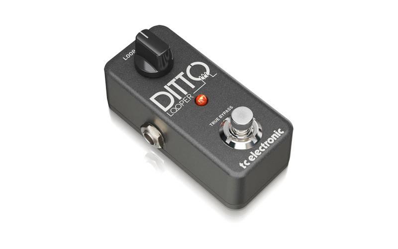 TC-Electronic crea DITTO LOOPER
