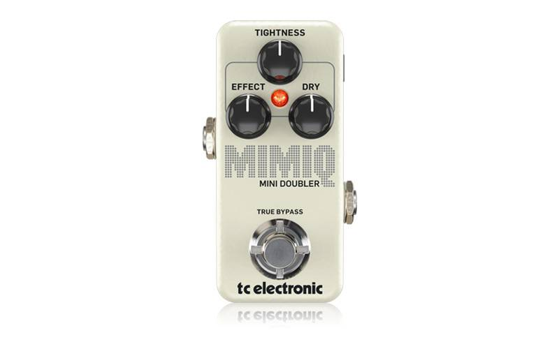 TC-Electronic crea MIMIQ MINI DOUBLER