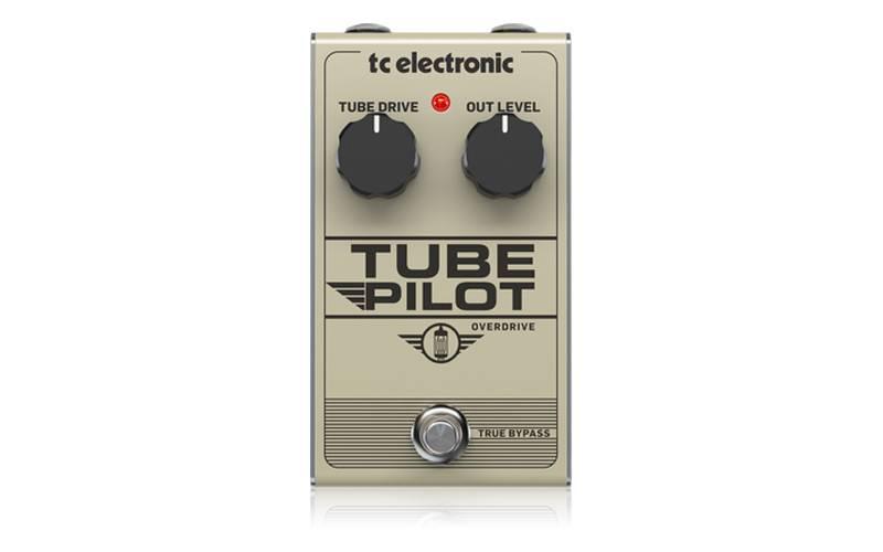 TC-Electronic crea TUBE PILOT OVERDRIVE