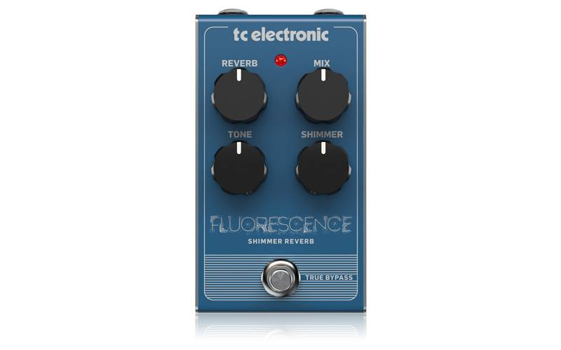 TC-Electronic crea FLUORESCENCE SHIMMER REVERB