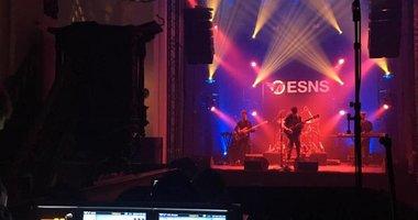 Midas prep room on Eurosonic Noorderslag