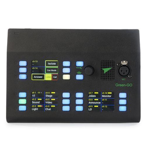 GreenGO 32 channels desktop station