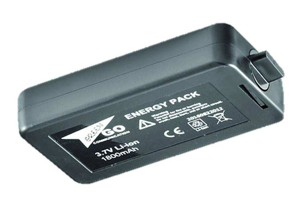 GreenGO spare battery WBPX