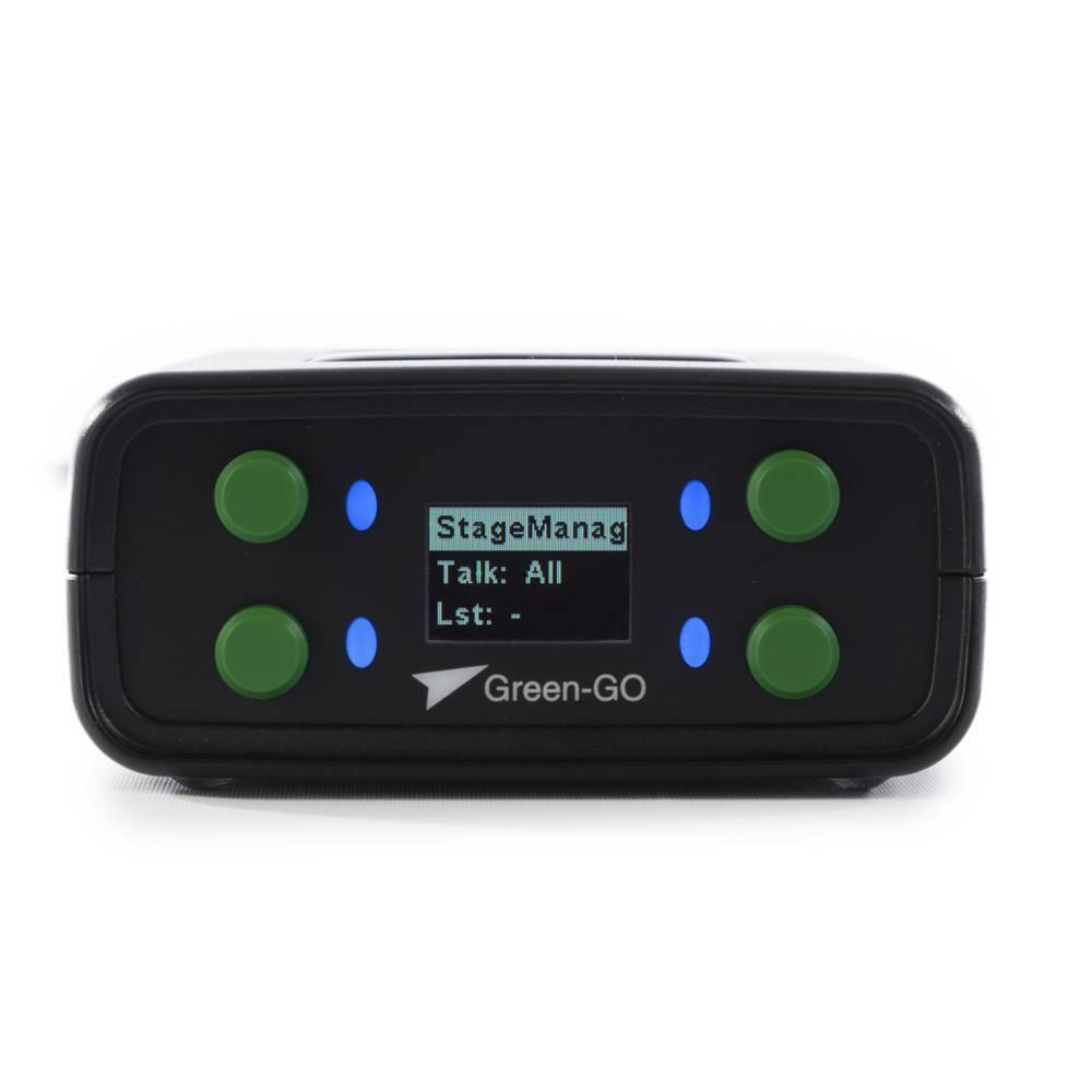 GreenGO Porto interface (i.e. kenwood - Vokkero)