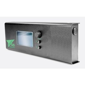 GreenGO 2 channels wallmount station with 4-pin headset connection