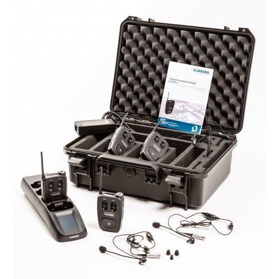 Vokkero Guardian Plus 4 user kit + KEN 420