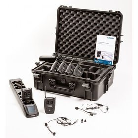 Vokkero Guardian Plus 5 user kit + Bluetooth option+MAE410 headsets