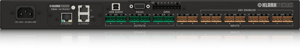 Klark Teknik DM8000
