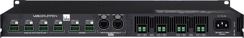 Lab Gruppen D 10:4L LAKE AMP 4X250W/4OHM
