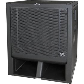 Clair Brothers Self-powered mini-Sub (3200W): 18"