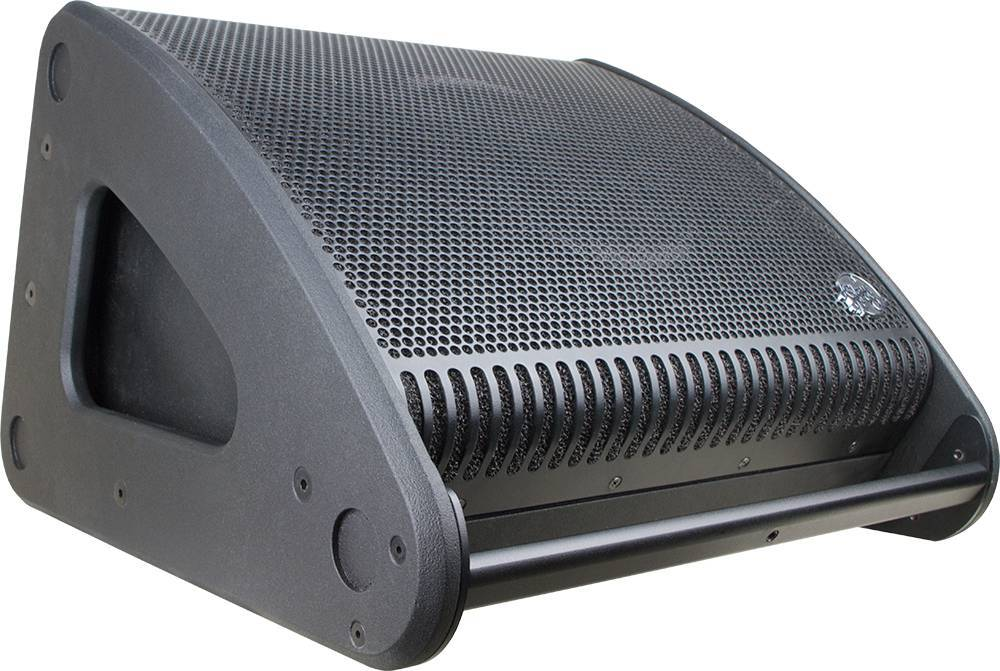 """Clair Brothers Self-powered,Coaxial Stage Monitor: 12""""LF,3""""HF  40°Hx60°V"""