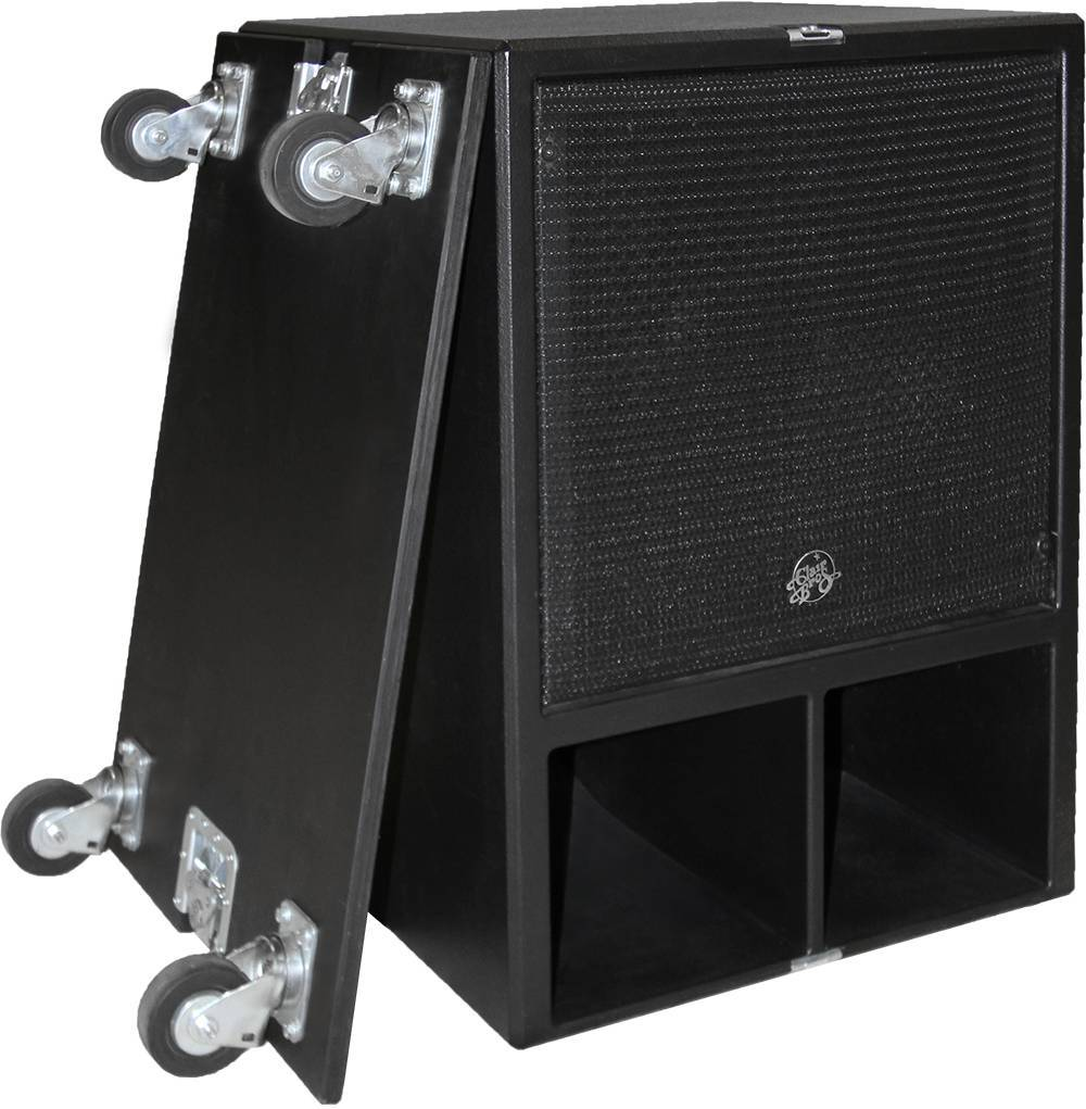 Clair Brothers ML18 - Mobile mid-bass cabinet speaker