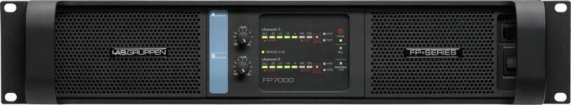 Lab Gruppen FP 7000 AMP 2X3500W/2OHM SP 230V