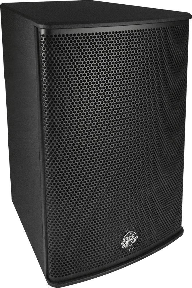 "Clair Brothers WR 2-way active full range: 12"" LF, 3"" HF 
