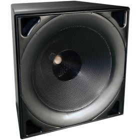 "Clair Brothers Active coaxial, horn-loaded: 15""LF, 3""HF