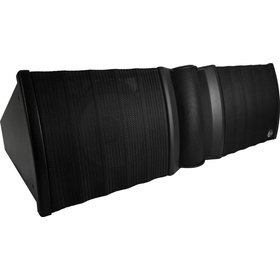 "Clair Brothers 3-way active curved array: 15""LF,15""MF, 2x3""HF