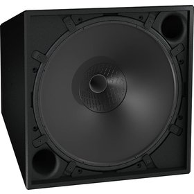 """Clair Brothers Active coaxial, horn-loaded: 12""""LF, 3""""HF