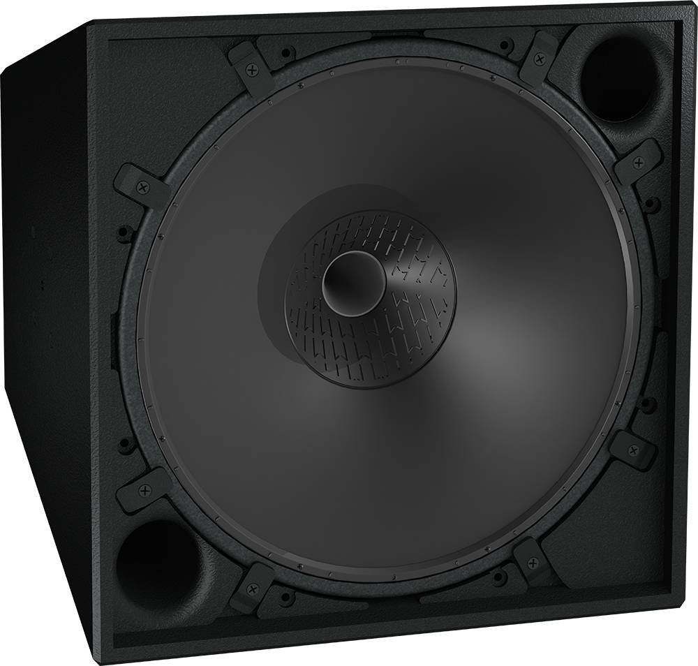 """Clair Brothers Active coaxial, horn-loaded: 12""""LF, 3""""HF 75°Hx75°V No grille"""