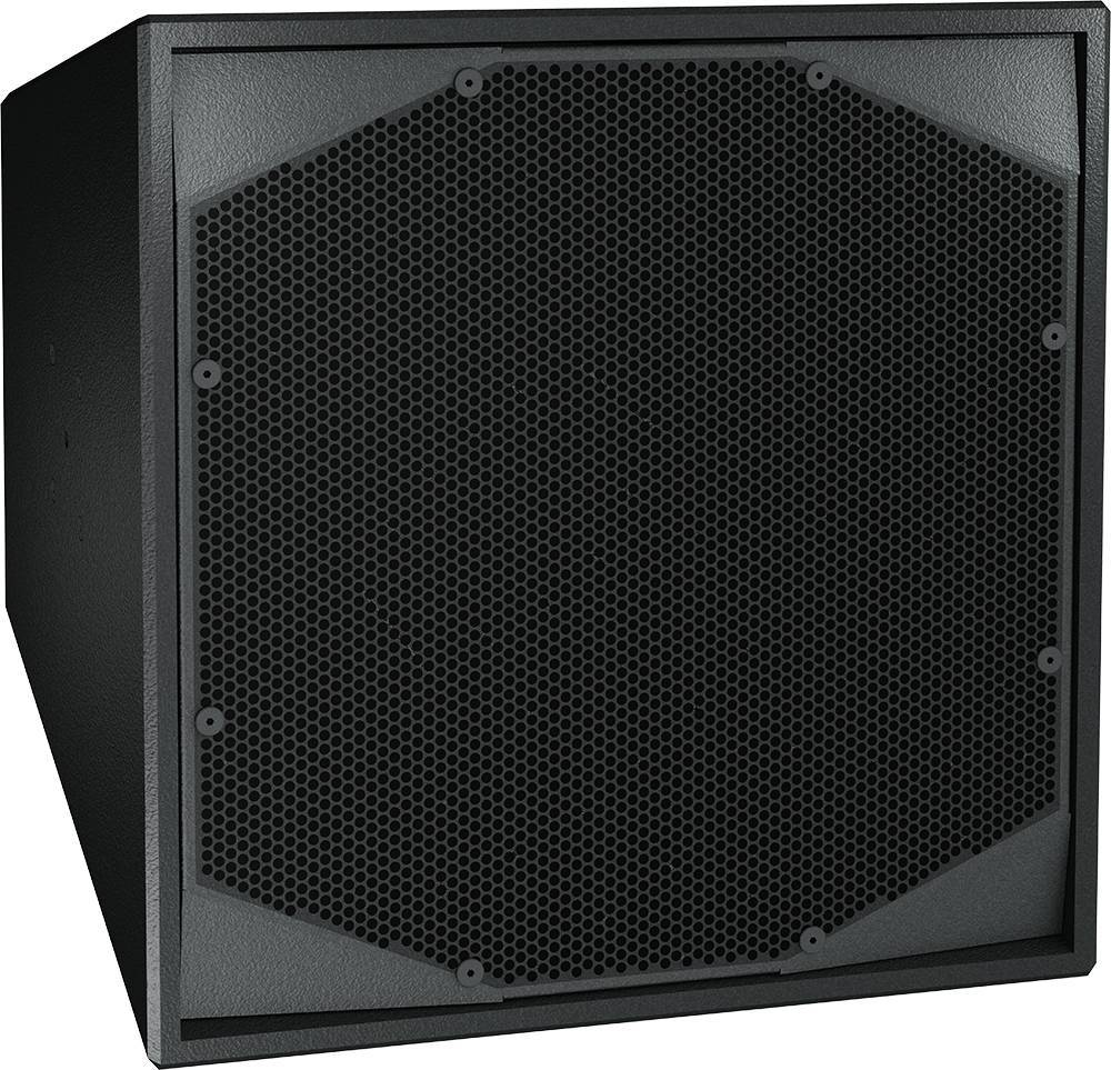 "Clair Brothers Passive coaxial, horn-loaded: 12""LF, 3""HF 