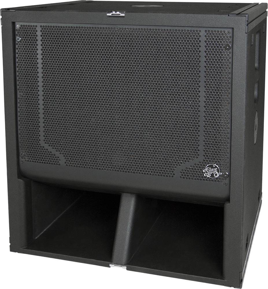 Clair Brothers Self-powered Sub (3200W): 18"