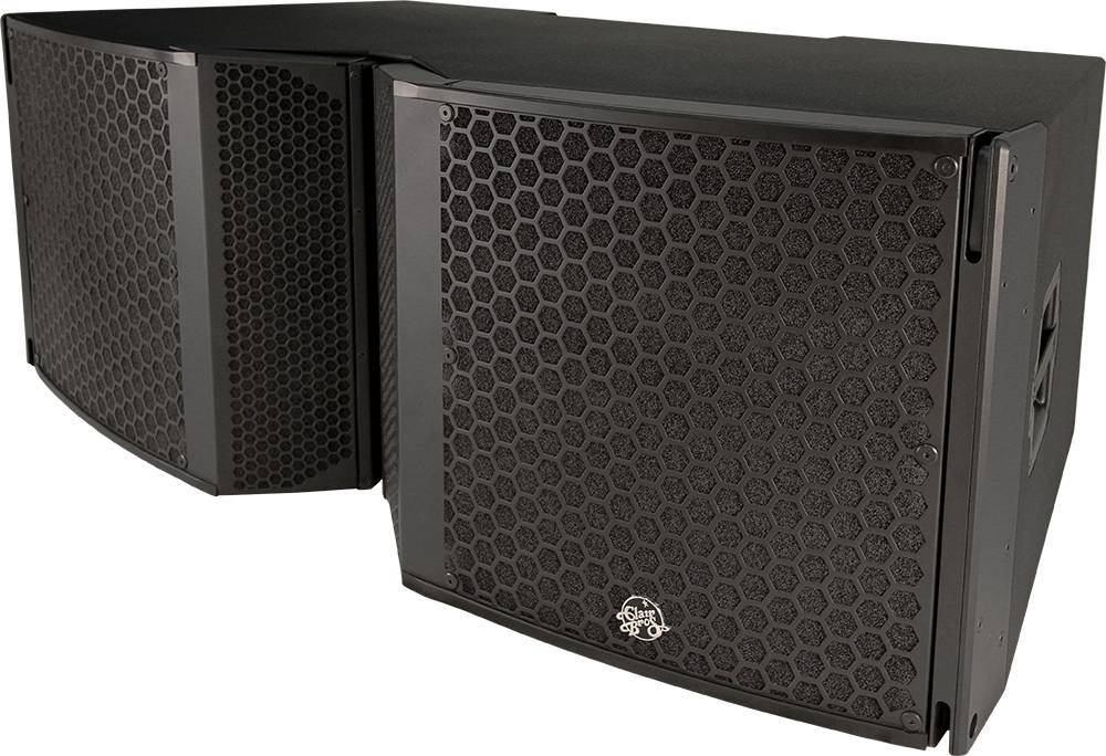 Clair Brothers i218-LT 90 x 2.5- 3-way mobile line array element