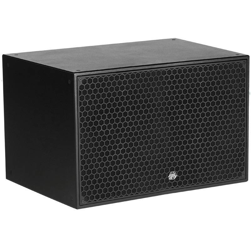 "Clair Brothers Self Powered, High Output Dual 18"" Subwoofer, 2x18"""