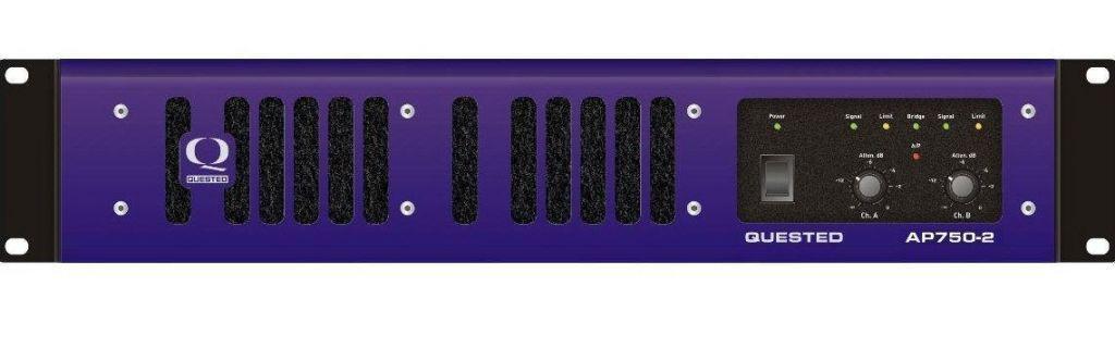 Quested AP750-2 Amplifier