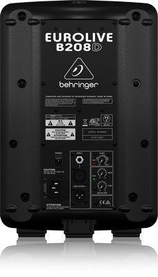 Behringer B208D