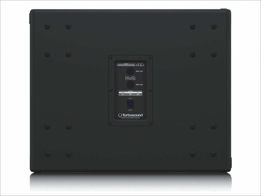 Turbosound  NUQ115B